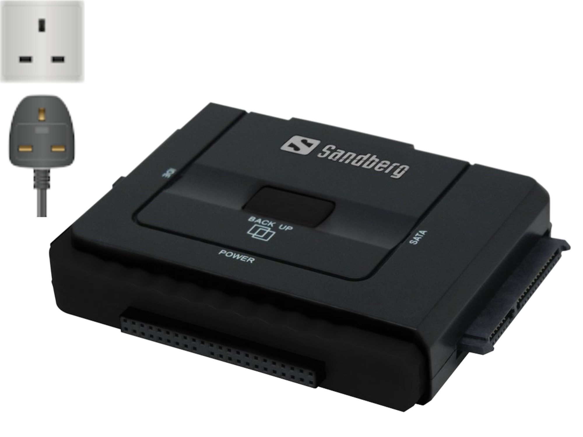 SANDBERG 133-80 USB 3.0 MULTI HARDDISK LINK UK