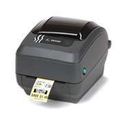 ZEBRA GK420T THERMAL TRANS 203 X 203DPI LABEL PRINTER