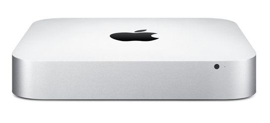 APPLE MAC MINI 2.8GHZ NETTOP SILVER PC