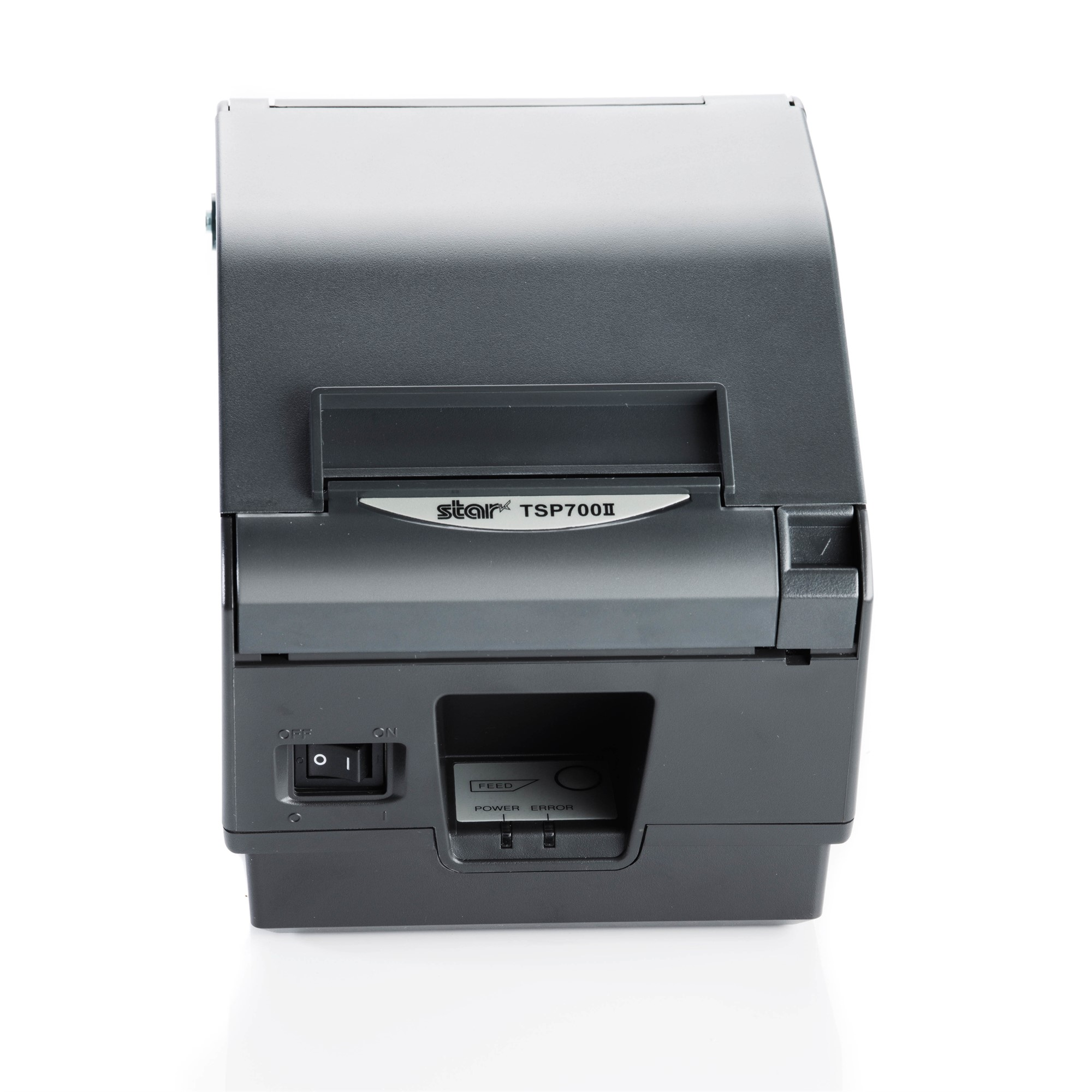 STAR MICRONICS 39442410 THERMAL, 80MM WIDE PAPER, 24VDC (REQUIRES PS60 PSU), CUTTER, NO INTERFACE, CHARCOAL GREY CASE