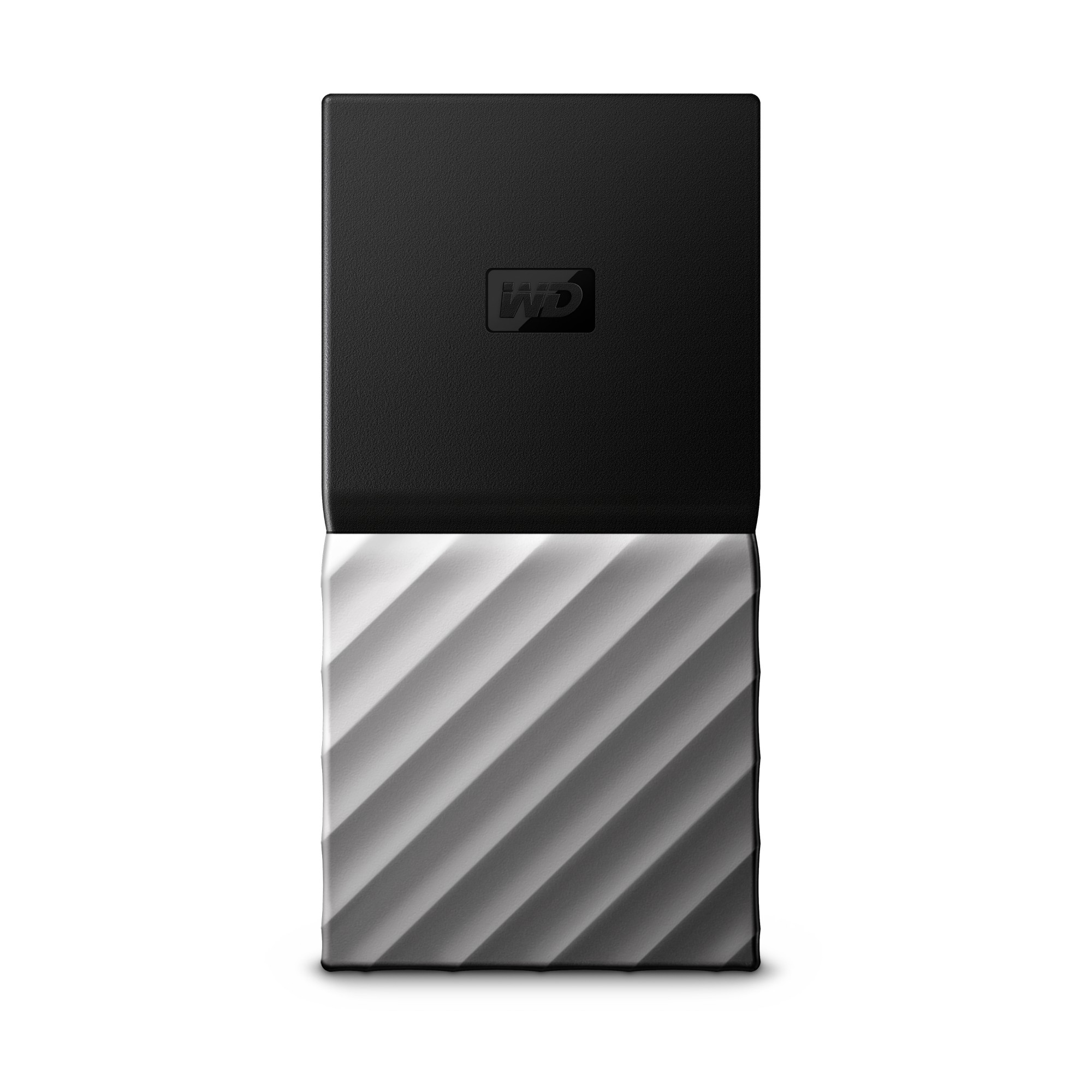 WESTERN DIGITAL MY PASSPORT 1000GB BLACK, SILVER
