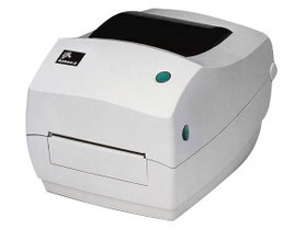 ZEBRA GC420T DIRECT THERMAL / TRANS 203 X 203DPI LABEL PRINTER