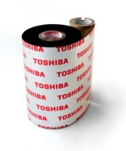 TOSHIBA AG2 114MM X 600M PRINTER RIBBON