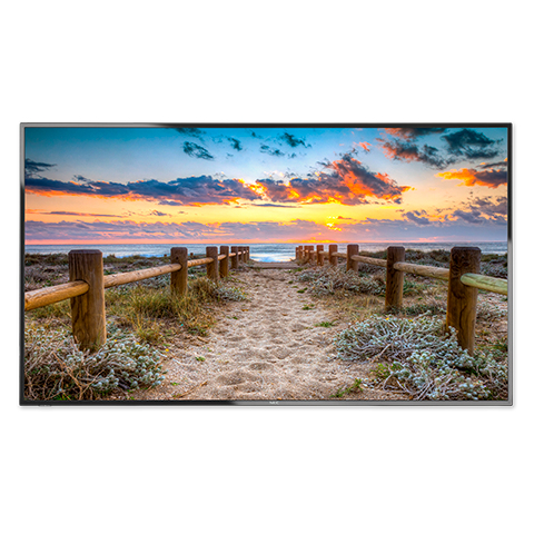 NEC 60004023 E556 DIGITAL SIGNAGE FLAT PANEL 55