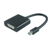 MICROCONNECT MDPDVI3B MINI DISPLAYPORT TO DVI VIDEO