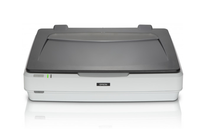 EPSON EXPRESSION 12000XL FLATBED SCANNER 2400 X 4800DPI A3 GREY,WHITE