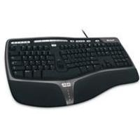 MICROSOFT B2M-00008 NATURAL ERGONOMIC KEYBOARD 4000 USB UK