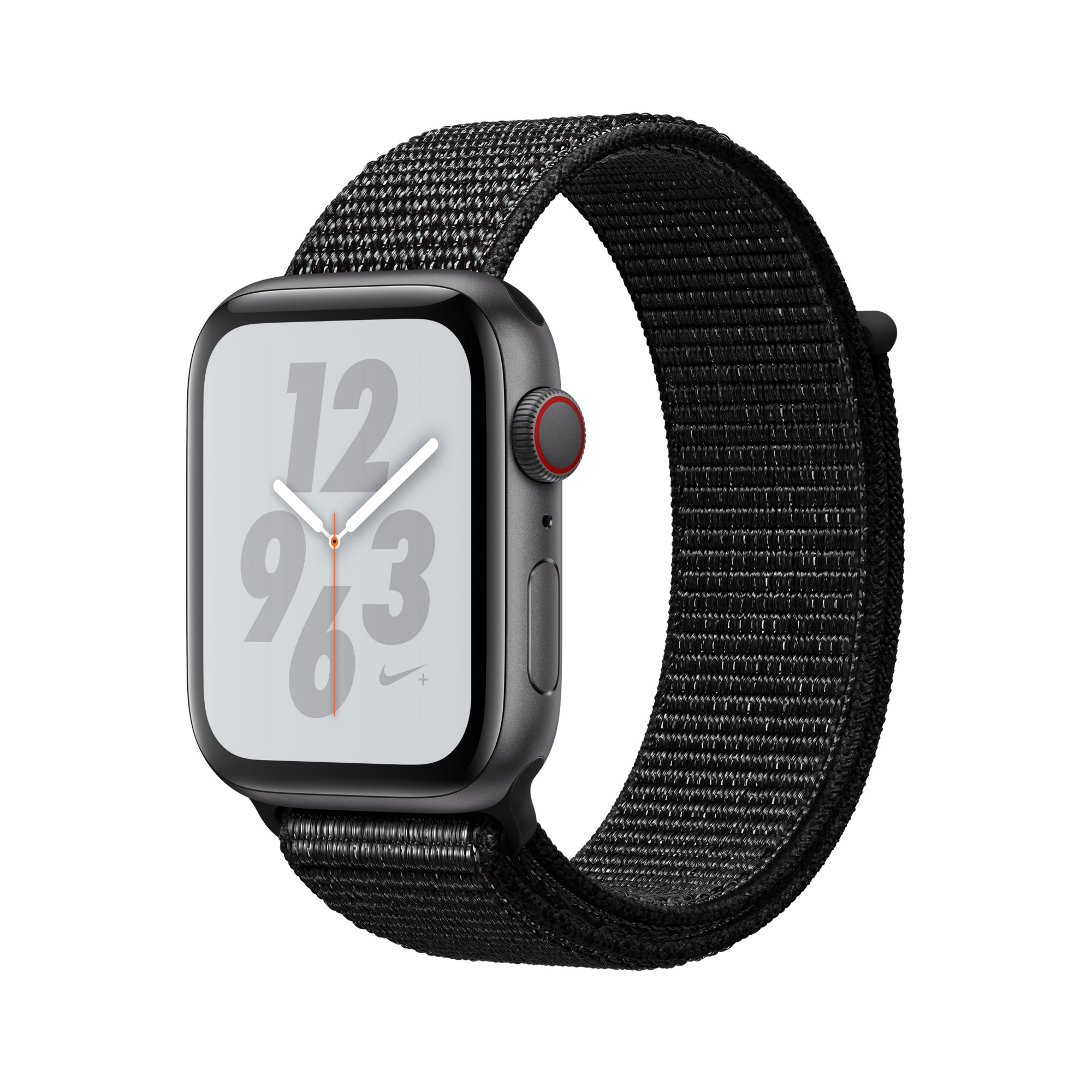 Apple Watch Nike+ Series 4 smartwatch Grey OLED Cellular GPS (satellite)