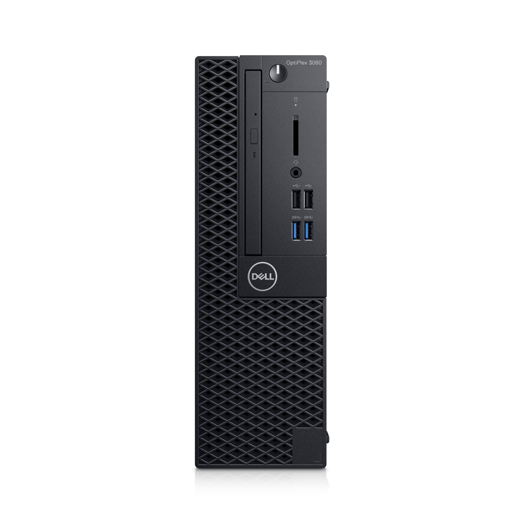 DELL OPTIPLEX 3060 3.6GHZ I3-8100 SFF BLACK PC