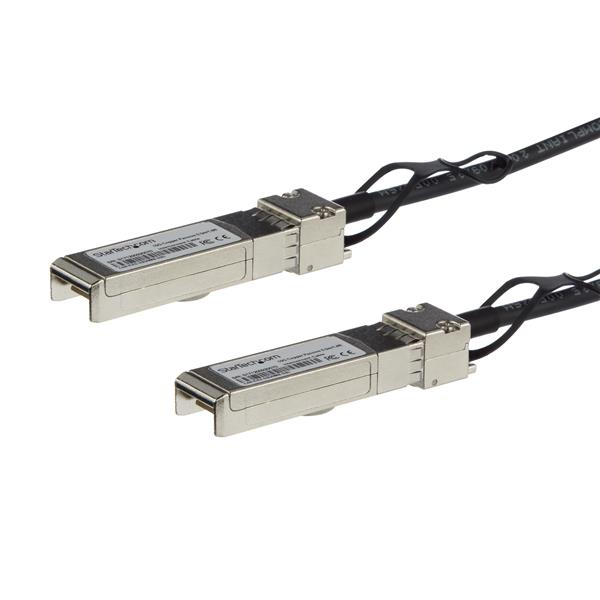 STARTECH EXSFP10GEDA5 JUNIPER EX-SFP-10GE-DAC-5M COMPATIBLE - SFP+ DIRECT ATTACH CABLE 5 M (16.4 FT.)