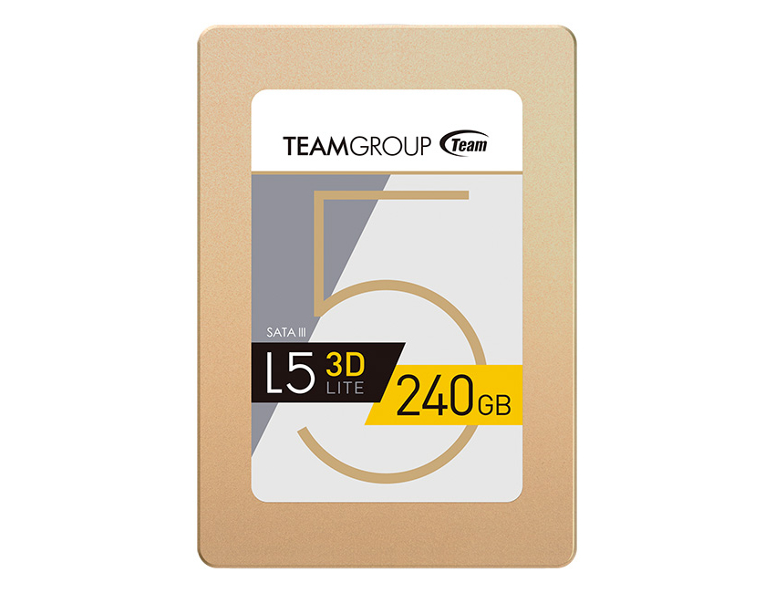 TEAM GROUP T253TD240G3C101 240GB, SATA REV. 3.0 (6GB - S), 1500G, DC 5V
