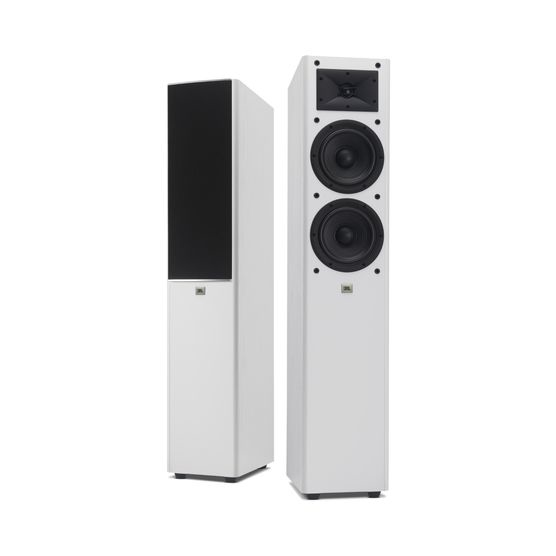 JBL Arena 180 loudspeaker 2-way 20 W White Wired