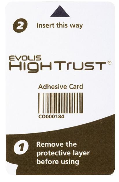 EVOLIS ACL003 ADHESIVE CARD CLEANING KIT