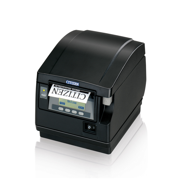 CITIZEN CT-S851II DIRECT THERMAL POS PRINTER 203 X 203DPI