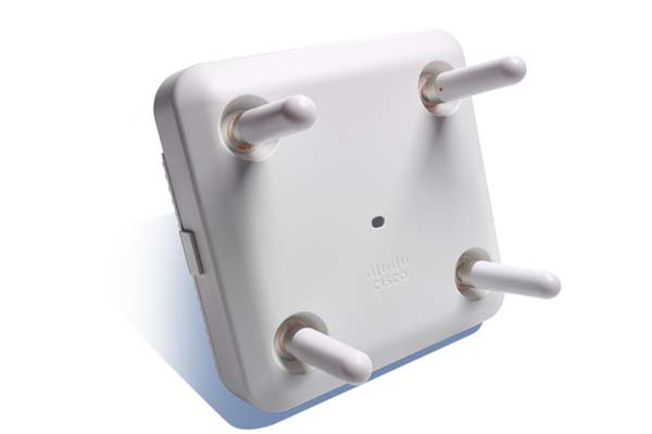CISCO AIR-AP3802E-E-K9 WHITE WLAN ACCESS POINT