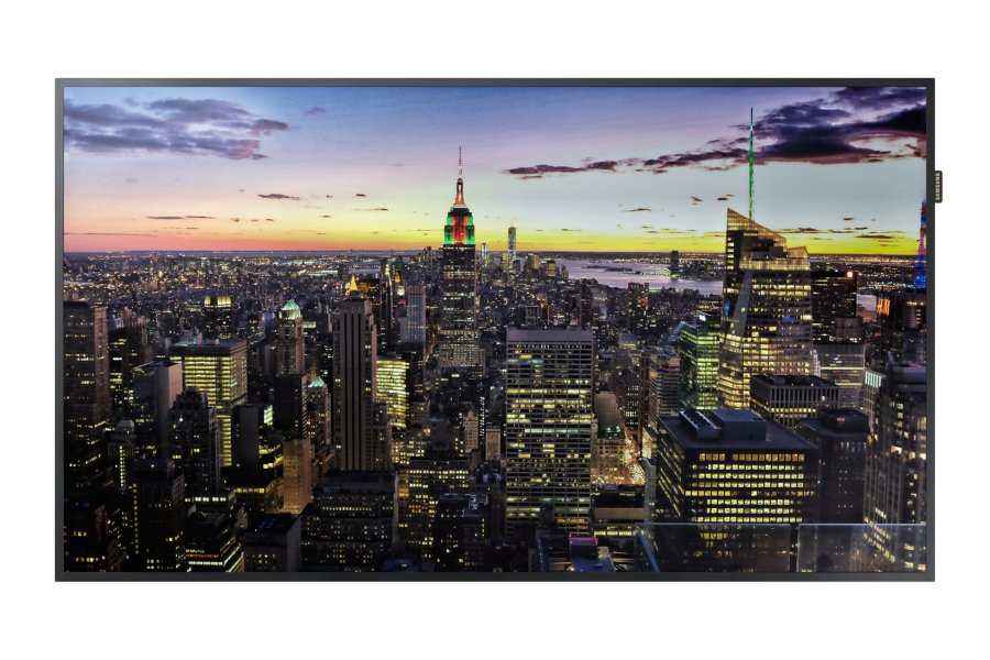 SAMSUNG QM55F DIGITAL SIGNAGE FLAT PANEL 55