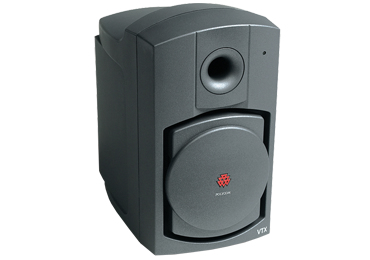 POLYCOM VTX 1000 ACTIVE SUBWOOFER BLACK