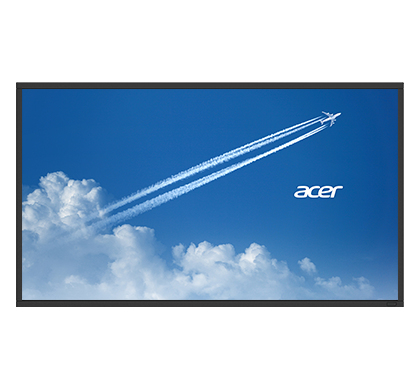 ACER DV653BMIDV DIGITAL SIGNAGE FLAT PANEL 65