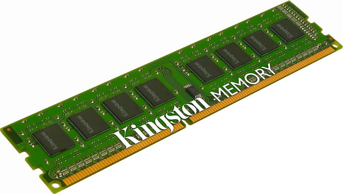 KINGSTON VALUERAM KVR16N11S8H/4 4GB DDR3 1600MHZ MEMORY MODULE