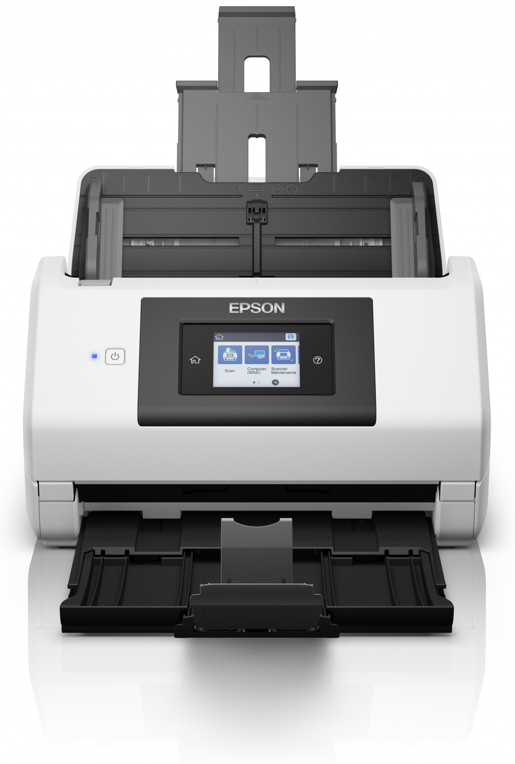 EPSON WORKFORCE DS-780N SHEET-FED SCANNER 600 X 600DPI A4 BLACK,WHITE
