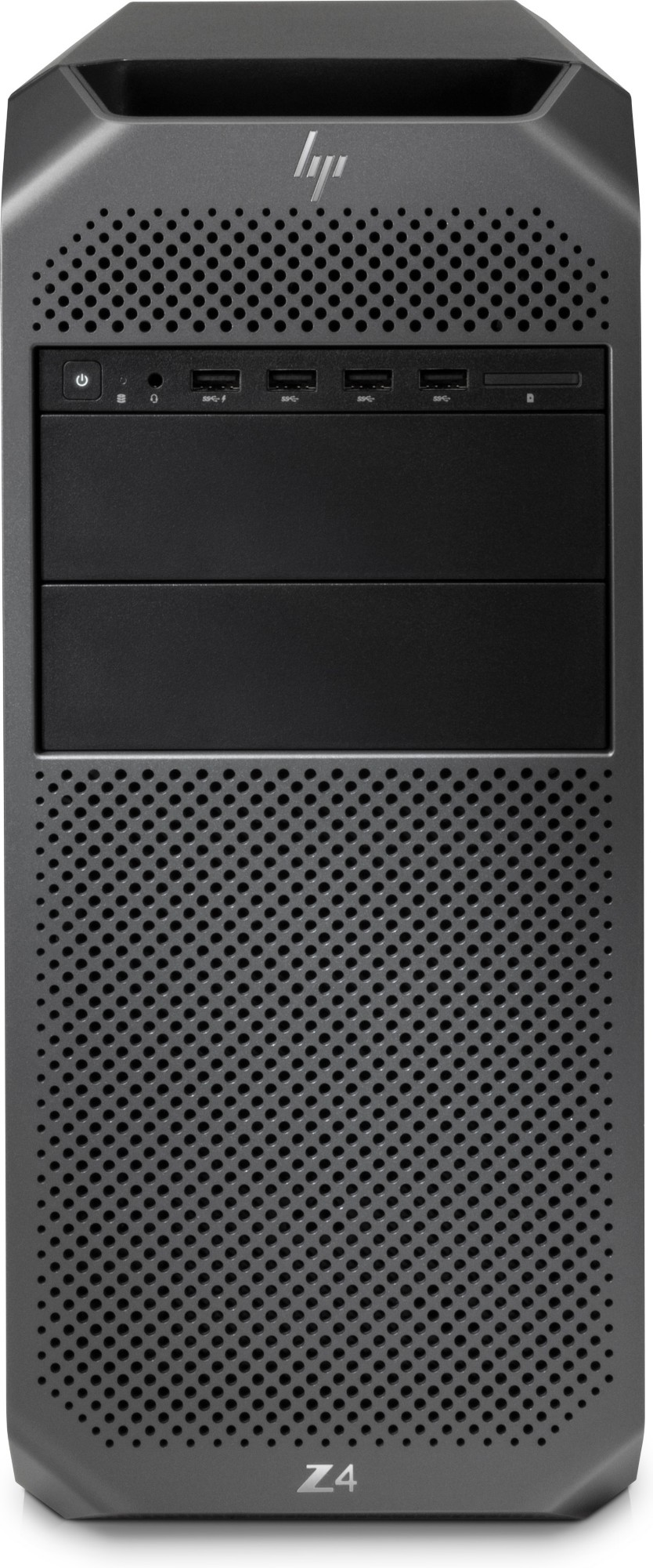 HP Z4 G4 9th gen Intel Core i7 i7-9800X 16 GB DDR4-SDRAM 512 GB SSD Black Mini Tower Workstation