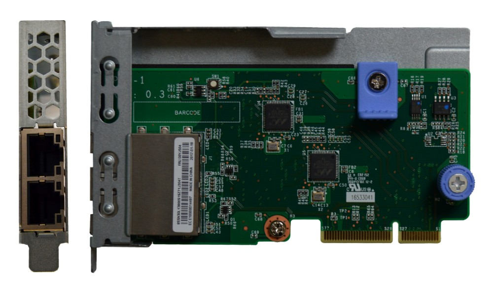 LENOVO 7ZT7A00544 INTERNAL ETHERNET 1000MBIT - S NETWORKING CARD