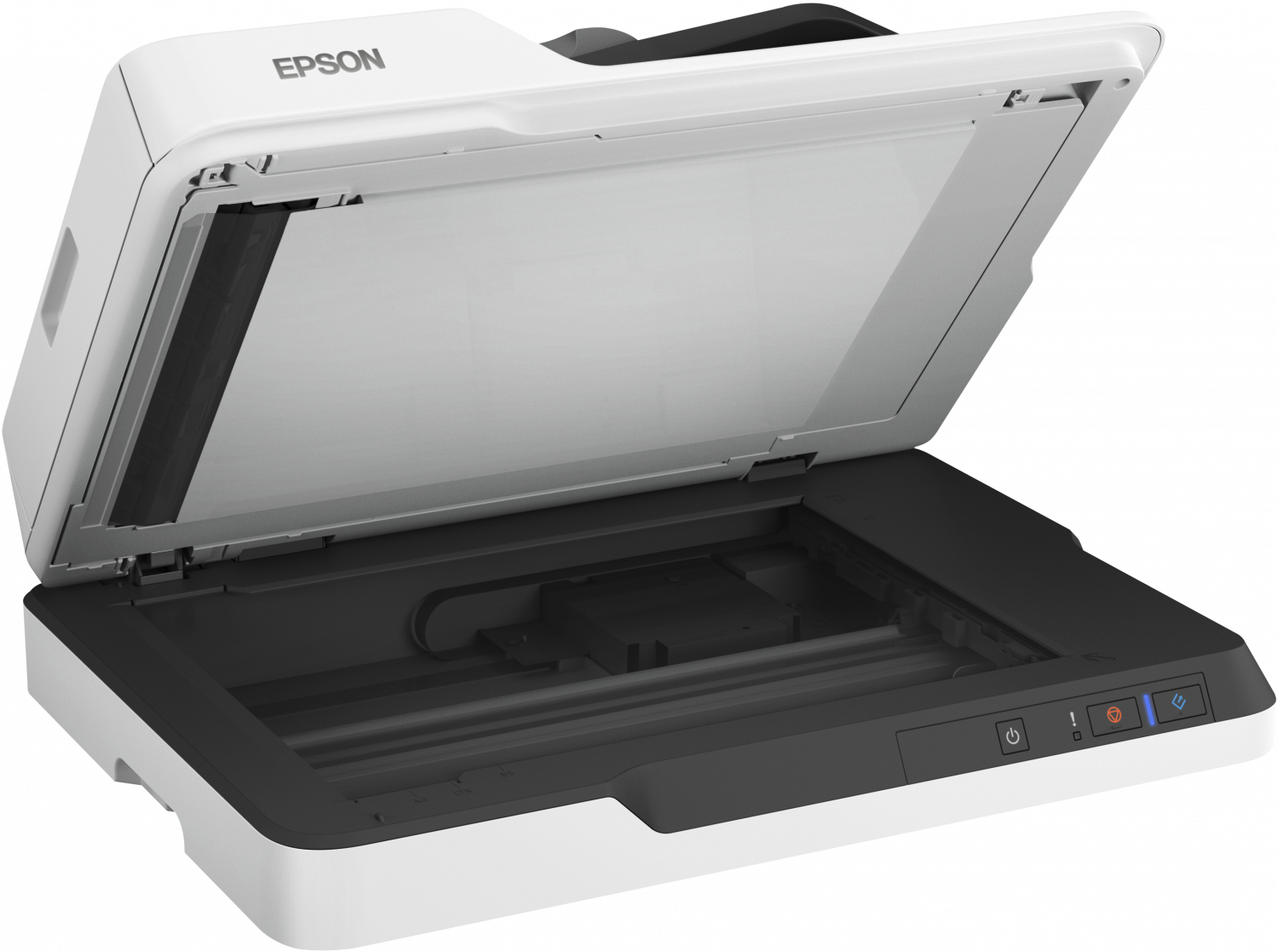 EPSON WORKFORCE DS-1660W FLATBED SCANNER 600 X 600DPI A4 BLACK,WHITE