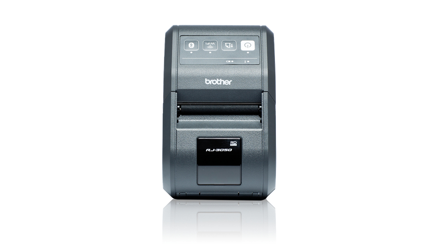 BROTHER RJ-3050 DIRECT THERMAL MOBILE PRINTER 203 X 200DPI POS