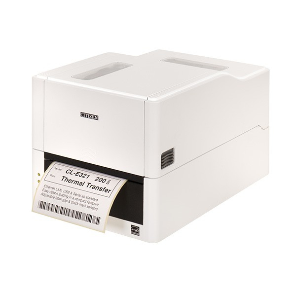 CITIZEN CL-E321 DIRECT THERMAL / TRANS 203 X 203DPI LABEL PRINTER