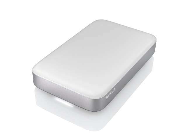 BUFFALO HD-PA128TU3S-EU MINISTATION THUNDERBOLT 128GB SILVER