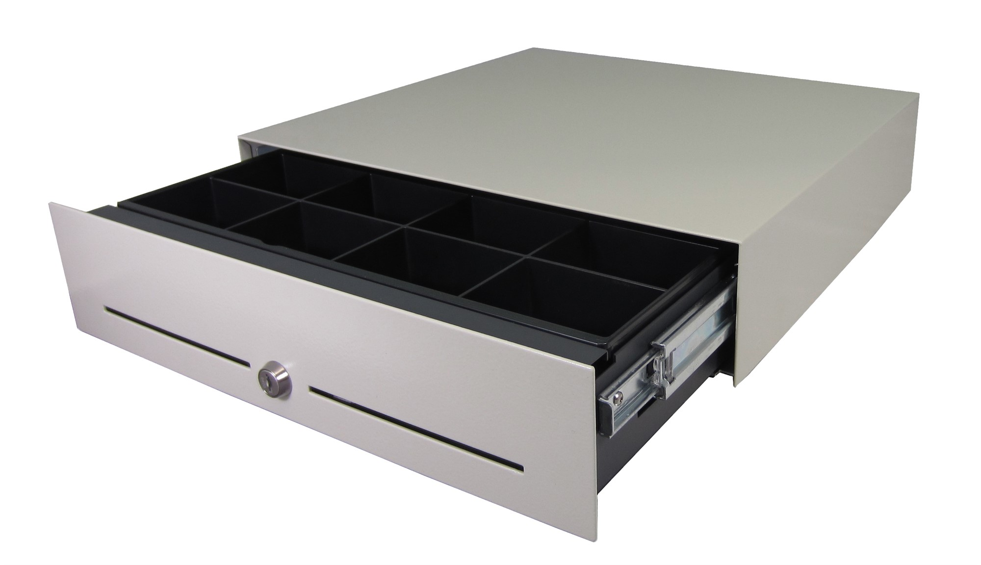 APG CASH DRAWER EB520-EG4541 E3000 METAL GREY