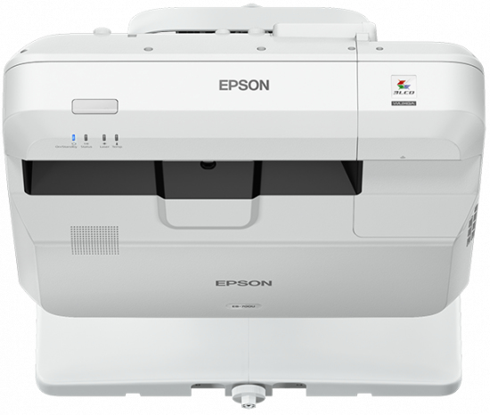 EPSON EB700U WALL-MOUNTED PROJECTOR 4000ANSI LUMENS 3LCD WUXGA (1920X1200) WHITE DATA