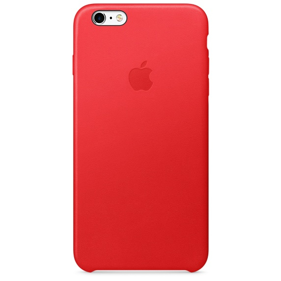 APPLE MKXG2ZM/A COVER RED MOBILE PHONE CASE