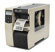 ZEBRA 110XI4 THERMAL TRANS 300 X 300DPI LABEL PRINTER