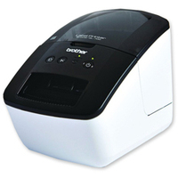 BROTHER QL-700 DIRECT THERMAL 300 X 300DPI LABEL PRINTER