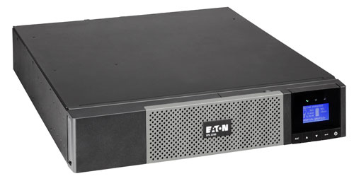 EATON POWERWARE 5PX1500IRTN 5PX 1500VA NETPACK 8AC OUTLET(S) RACKMOUNT BLACK UNINTERRUPTIBLE POWER SUPPLY (UPS)