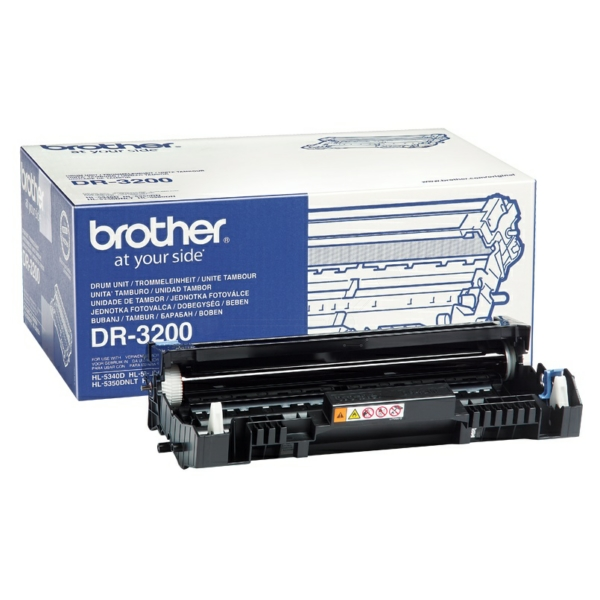 BROTHER DR-3200 DRUM KIT, 25K PAGES