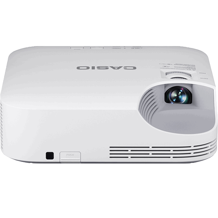 CASIO XJ-V2-UJ DESKTOP PROJECTOR 3000ANSI LUMENS DLP XGA (1024X768) WHITE DATA
