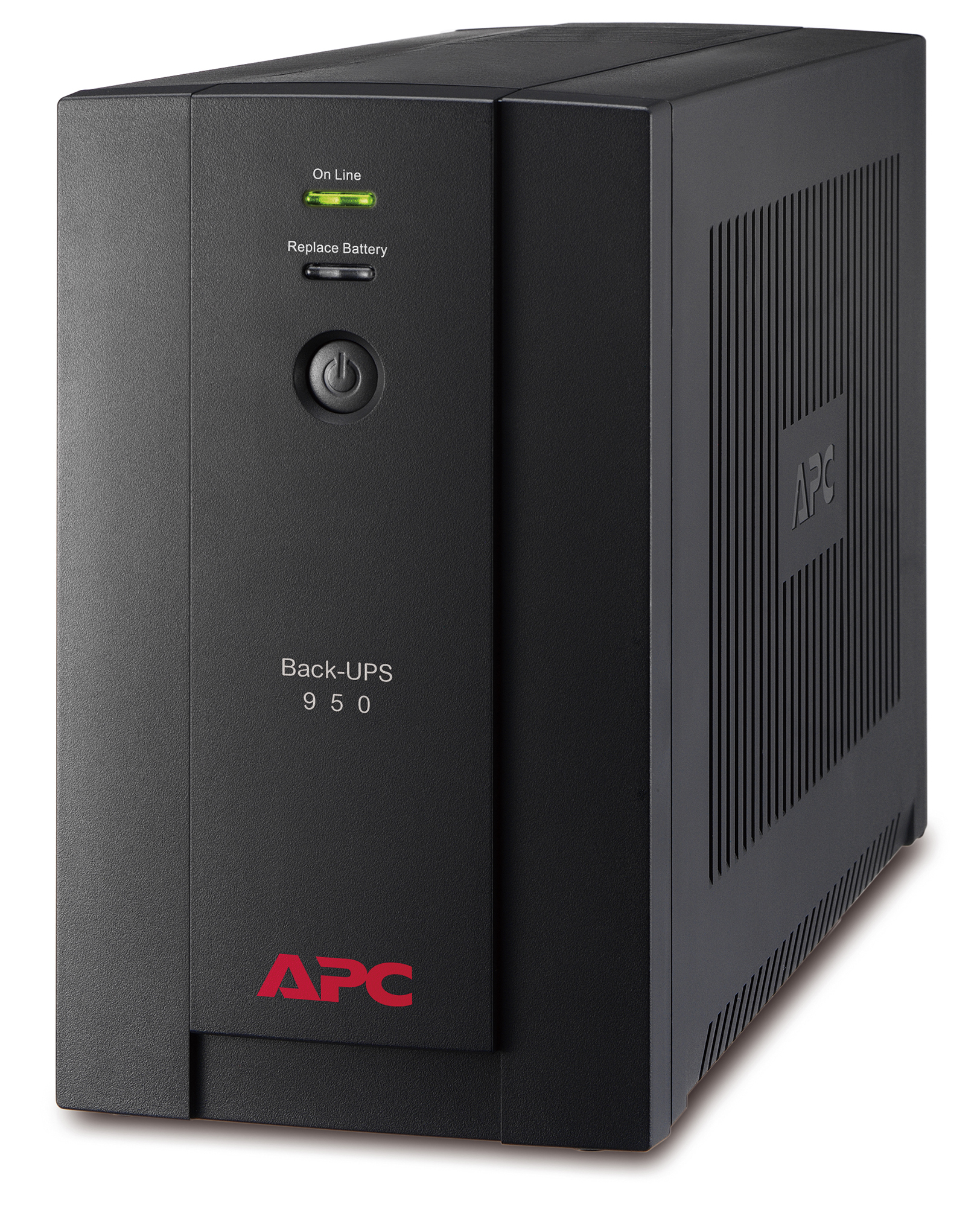 APC BACK-UPS LINE-INTERACTIVE 950VA 6AC OUTLET(S) TOWER BLACK UPS