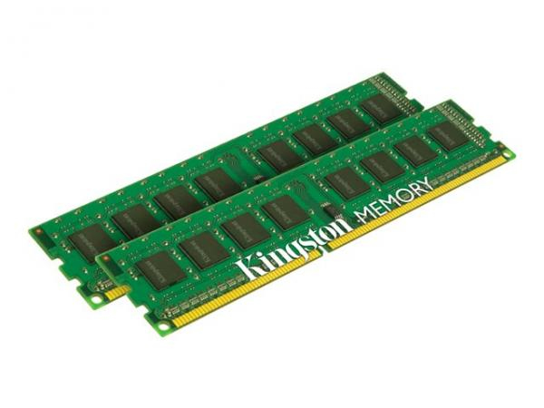 KINGSTON VALUERAM 8GB DDR3 1600MHZ KIT MEMORY MODULE
