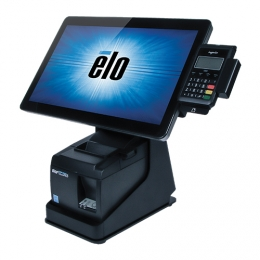 ELO TOUCH SOLUTIONS SOLUTION MPOS FLIP STAND, WHITE