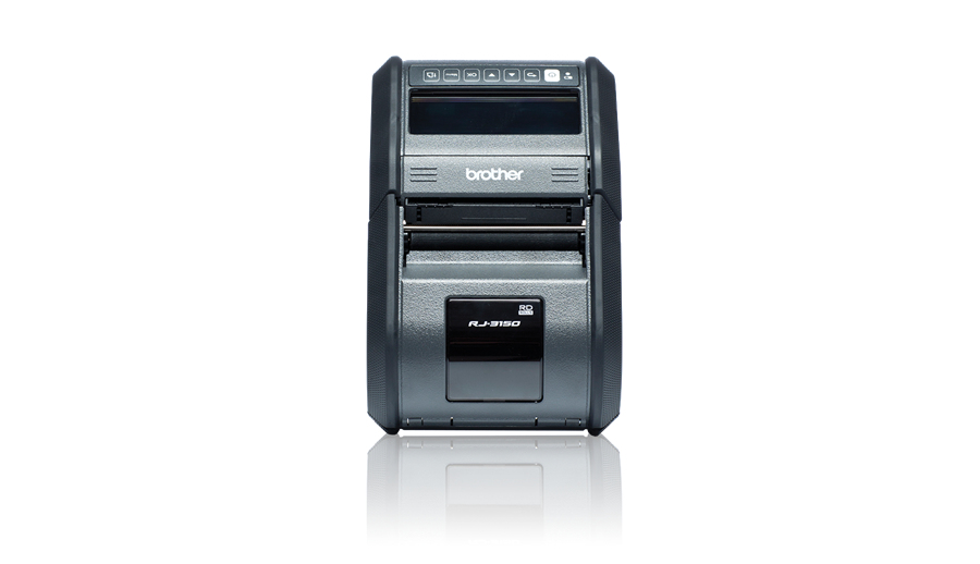 BROTHER RJ-3150 DIRECT THERMAL MOBILE PRINTER 203 X 200DPI POS