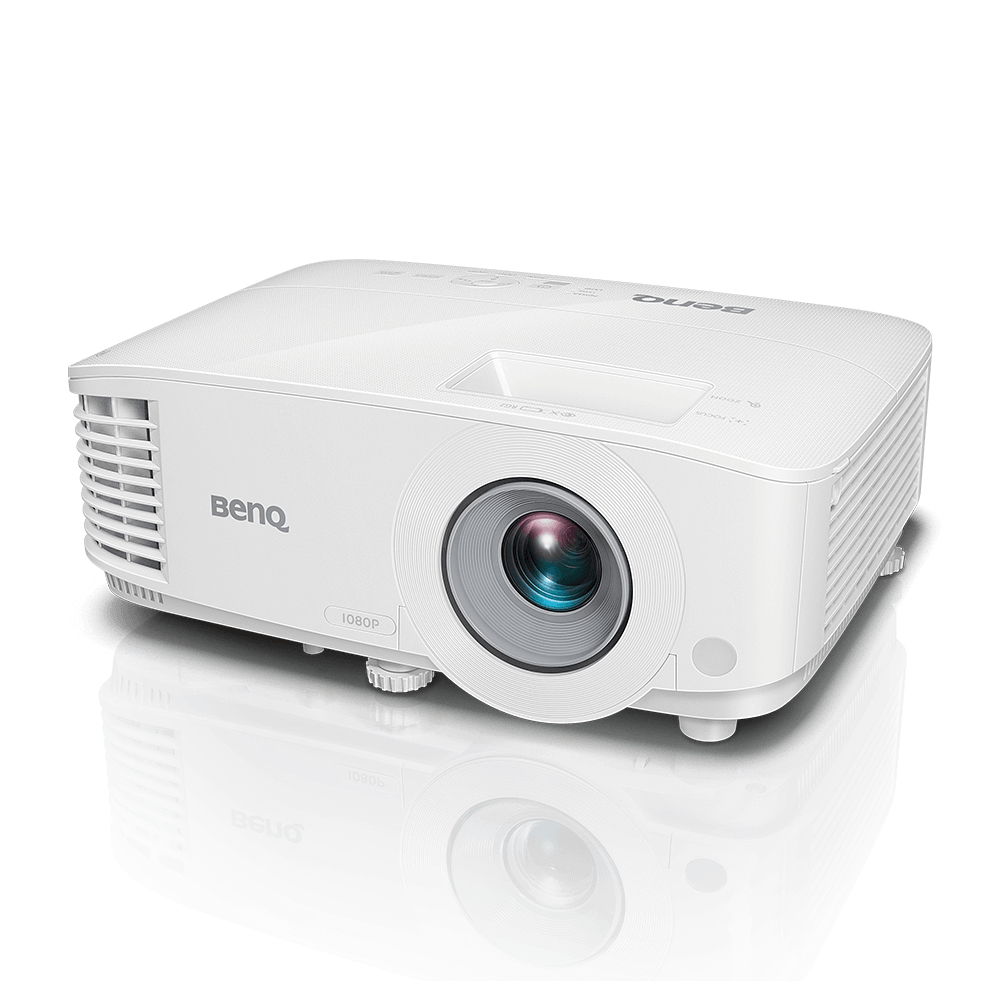 Benq TH550 data projector 3500 ANSI lumens DLP 1080p (1920x1080) 3D Desktop projector White