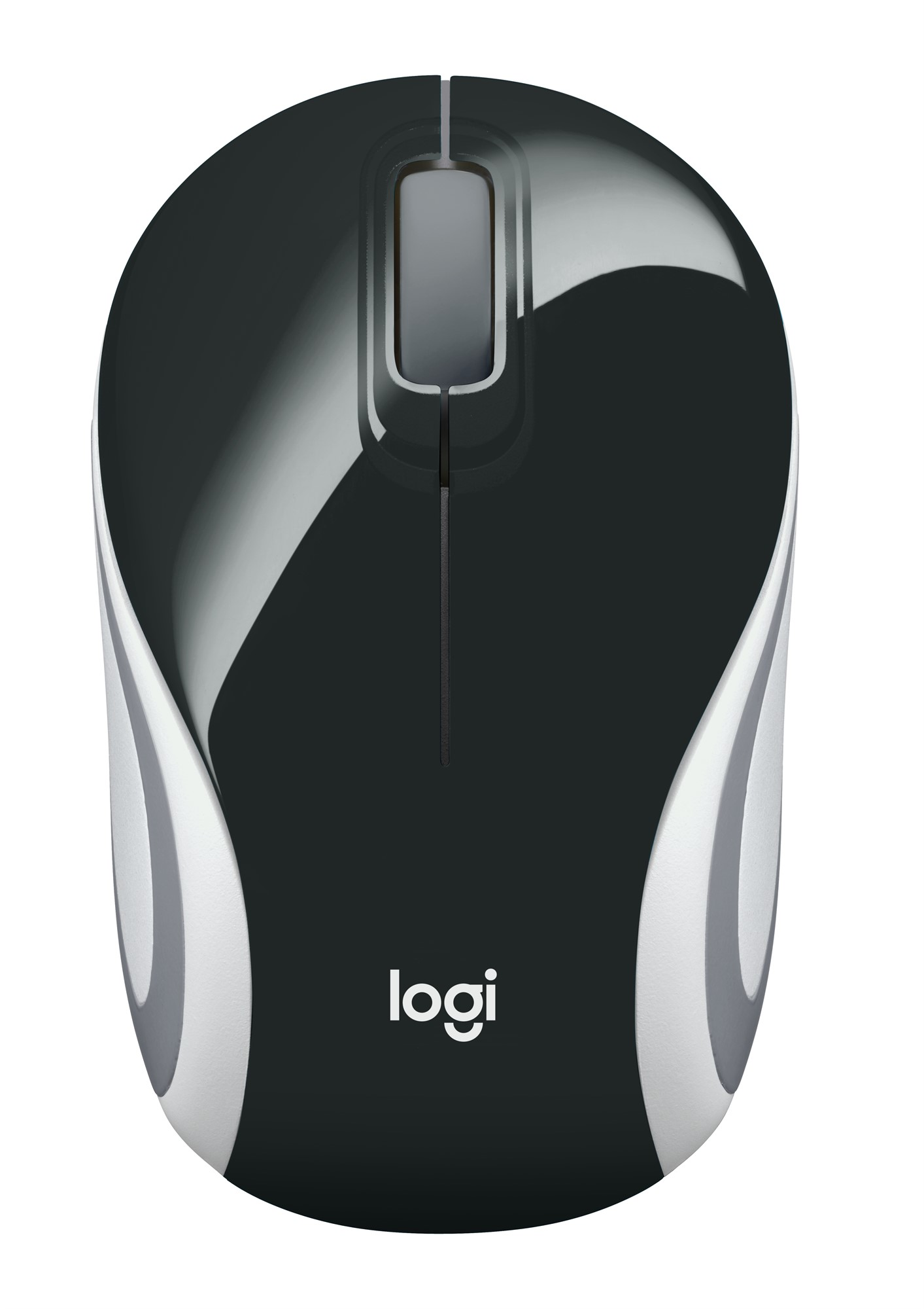 LOGITECH M187 RF WIRELESS OPTICAL 1000DPI AMBIDEXTROUS BLACK MICE