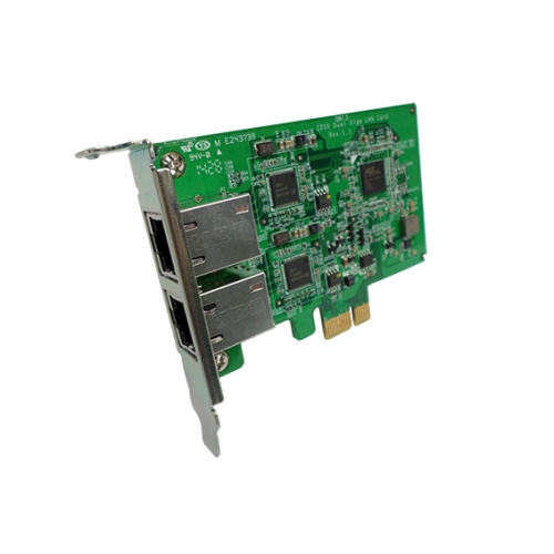 QNAP LAN-1G2T-I210 INTERNAL ETHERNET 1000MBIT/S NETWORKING CARD