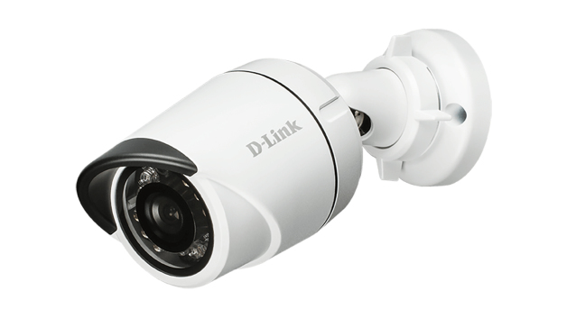 D-LINK DCS-4703E IP SECURITY CAMERA OUTDOOR BULLET WHITE 2048 X 1536PIXELS