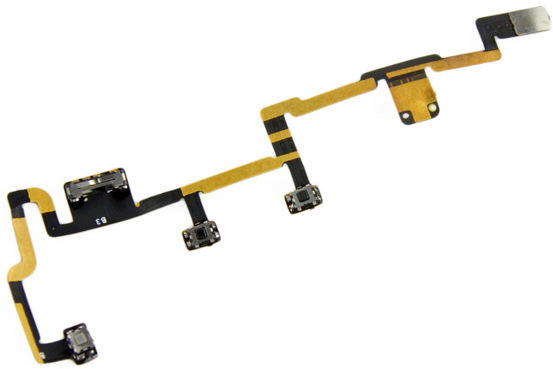 MICROSPAREPARTS TABX-IP2-WF-INT-8 MOBILE SWITCH FLEX CABLE TABLET SPARE PART