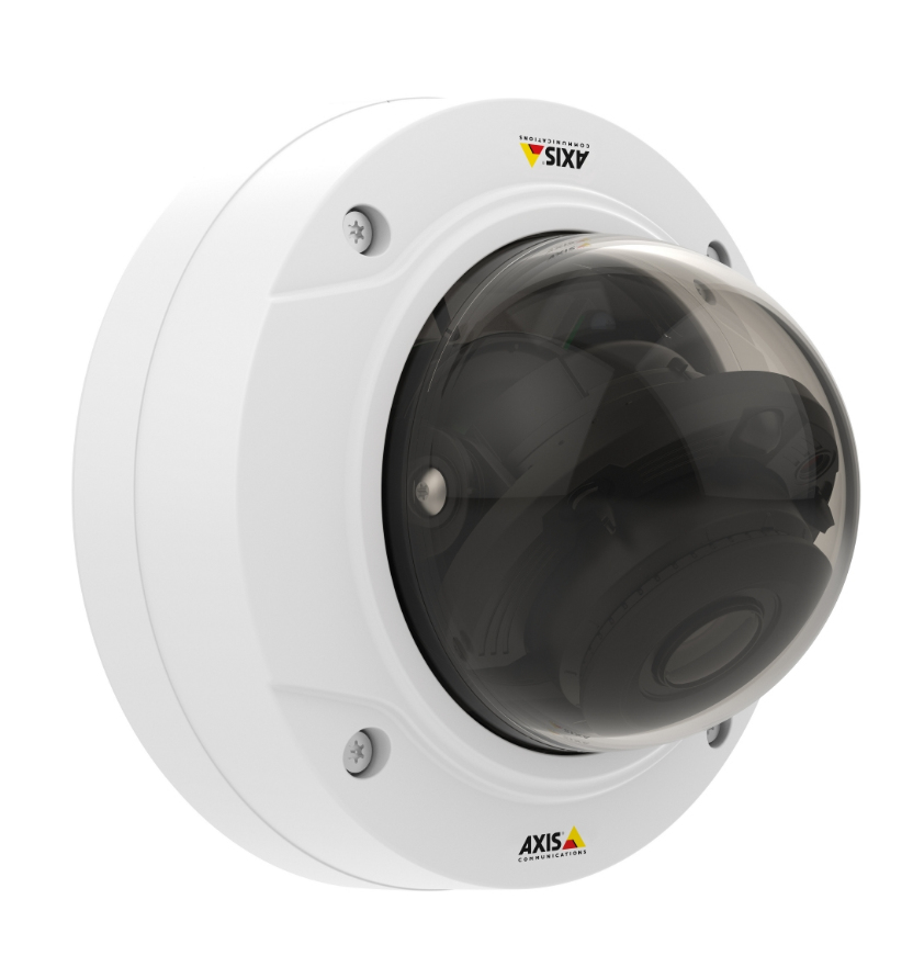 AXIS 0955-001 P3225-LVE MK II IP SECURITY CAMERA OUTDOOR DOME WHITE 1920 X 1080PIXELS