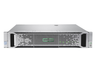 HPE Q0J73A PROLIANT DL380 GEN9 2.1GHZ E5-2620V4 800W RACK (2U) SERVER