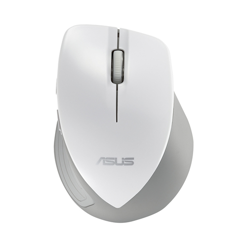 ASUS WT465 RF WIRELESS OPTICAL 1600DPI RIGHT-HAND WHITE MICE